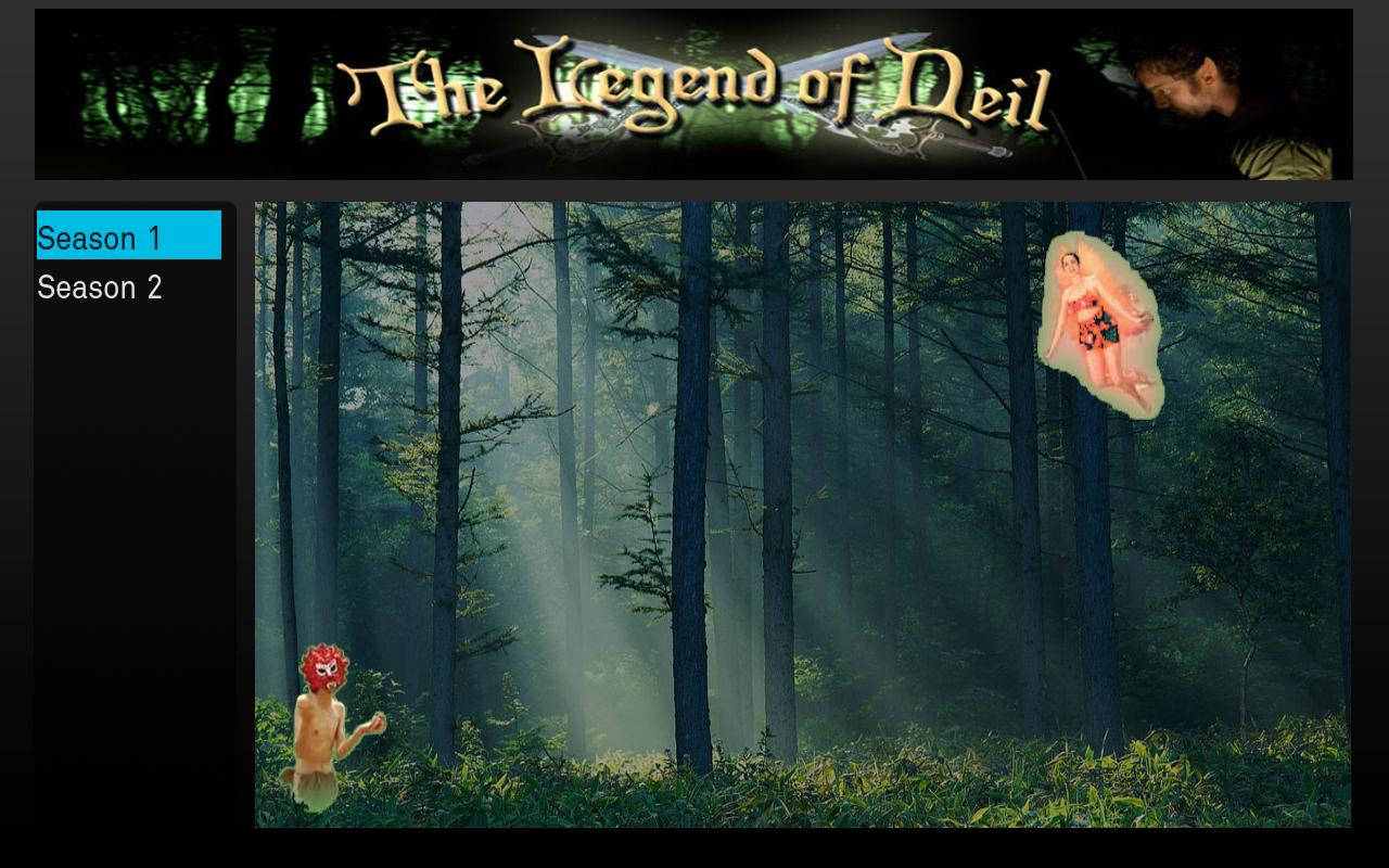Legend of Neil Intro
