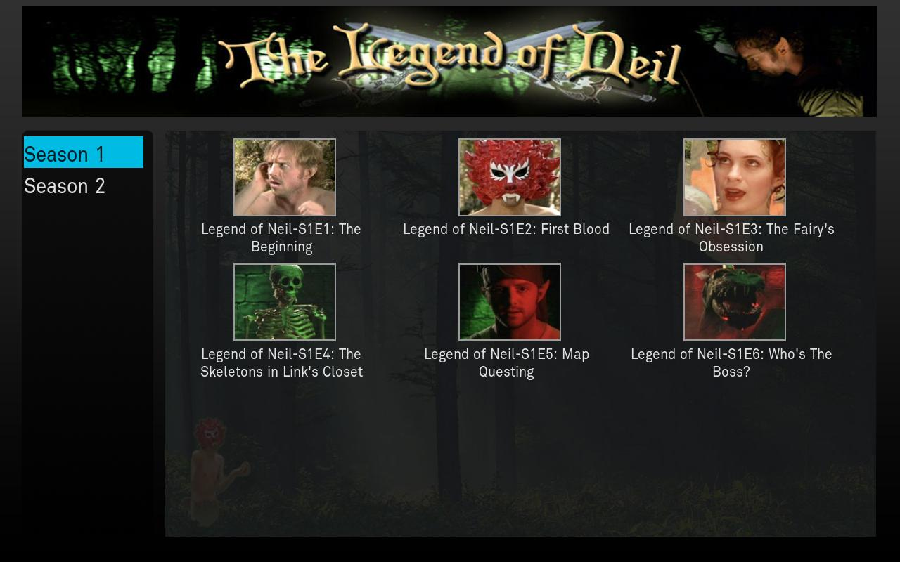 Legend of Neil Season 1